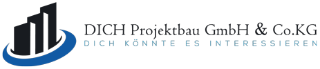 DICH Projektbau GmbH & Co. KG Logo